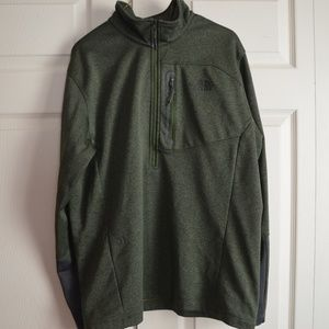 The North Face 3/4 Zip Performance Jacket